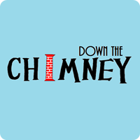 Down the Chimney logo