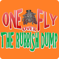 One Fly Over the Rubbish Dump logo